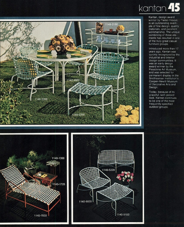 6 Iconic Mid Century Patio Furniture Styles That Inspire