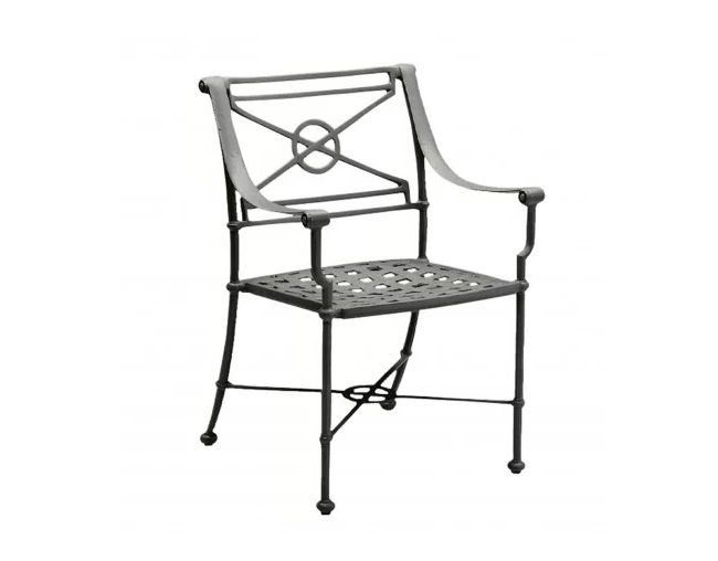 Delphi Wrought Iron Patio Chair