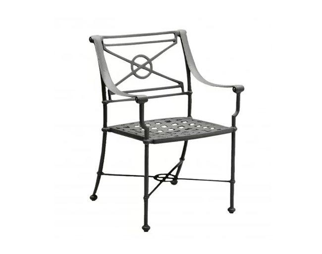 Delphi Aluminum Patio Dining Chair