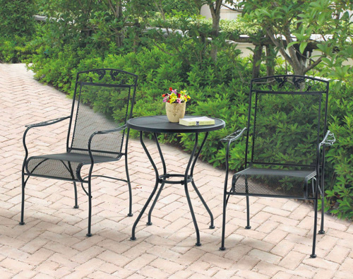 Chairs & Table Patio Bistro Set