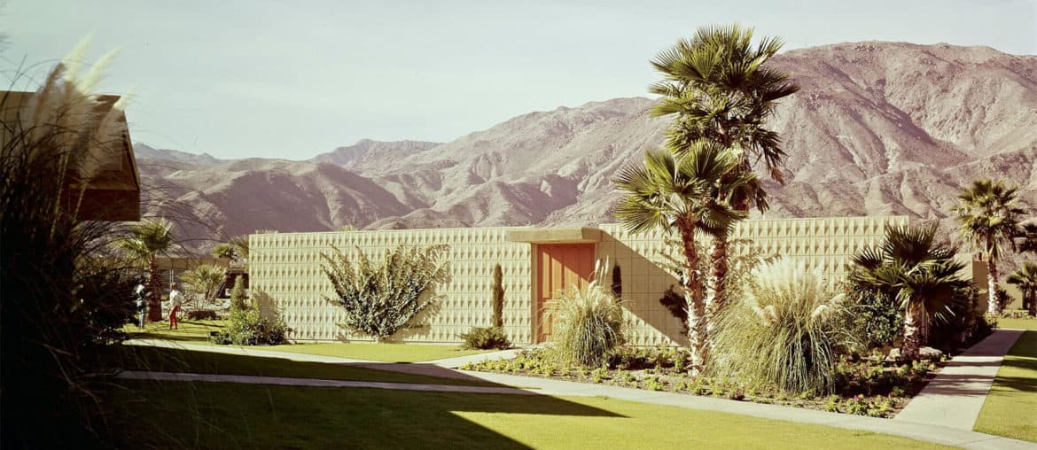 William Krisel Desert Mid-century Modern