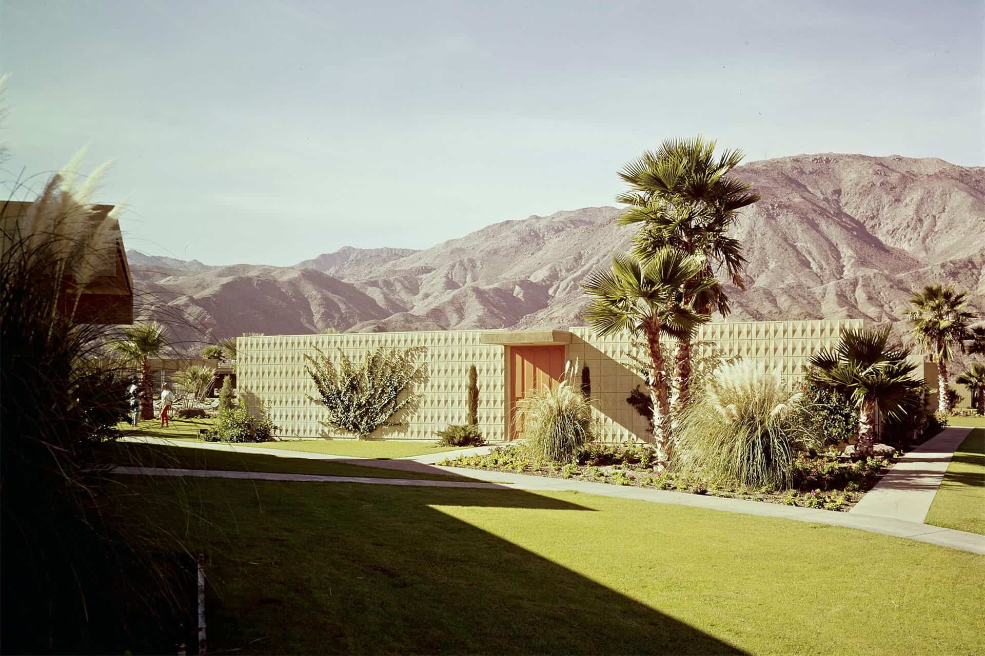 The Lasting Impact of Mid-Century Architect William Krisel