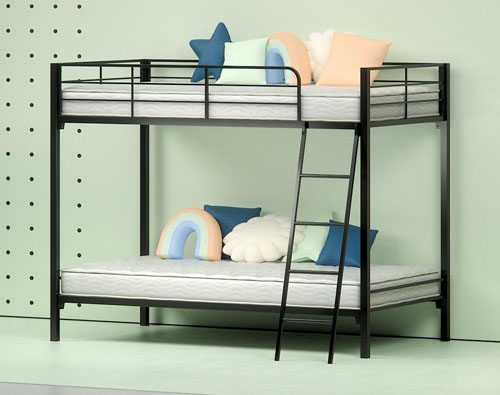 Steel Quick Lock Bunk Bed